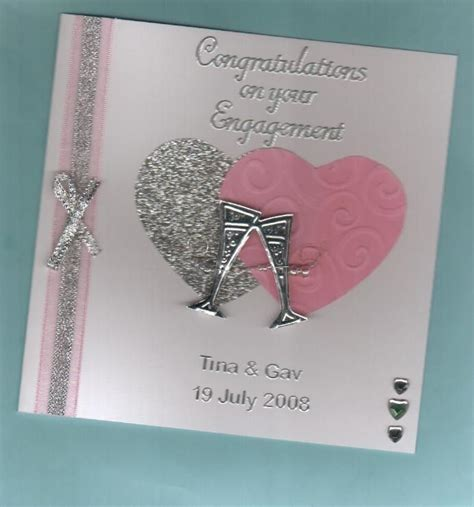 Engagement Handmade Cards - 41 best la rue die cuts cards images on