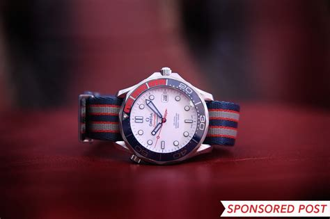 Rolex Watch Giveaway - omega seamaster diver 300m commander s watch giveaway from luxe watches