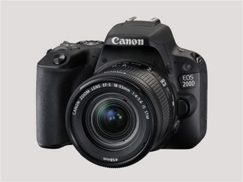 dslr price canon eos 200d dslr launched price features and