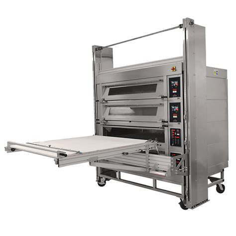 Oven Deck mono equipment integrated deck oven loader mono equipment