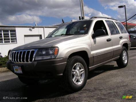 2003 bright silver metallic jeep grand laredo 4x4 46545662 gtcarlot car color