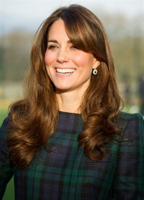 kate middletons shocking new hairstyle kate middleton bangs hair became a world trend popular