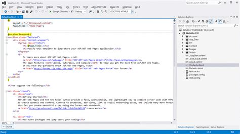 design form visual studio 2012 what visual studio 2012 and net 4 5 offer developers
