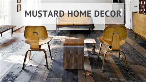 mustard home decor fl 252 ff design and decor