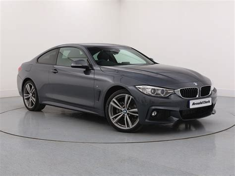 Bmw 1 Series Cash Price by New Bmw 4 Series Cars For Sale Arnold Clark