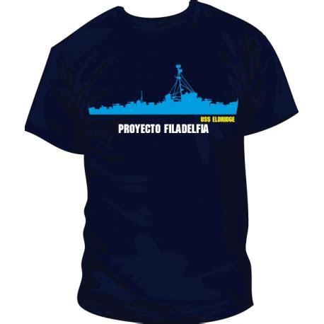 Kaos Nikola Testa proyecto filadelfia camisetasfrikis es