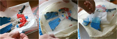 home made cake decorations easy cake decorating with frosting transfers family