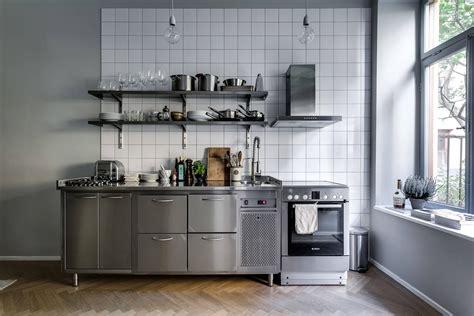 pequena cocina inspirada en una profesional blog tienda