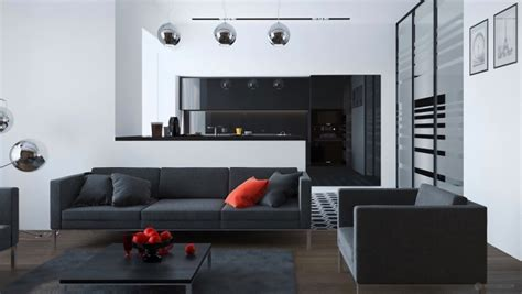 idee decoration salon simple