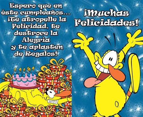 imagenes feliz cumpleaños broma im 225 genes y tarjetas graciosas de cumplea 241 os ツ imagenes