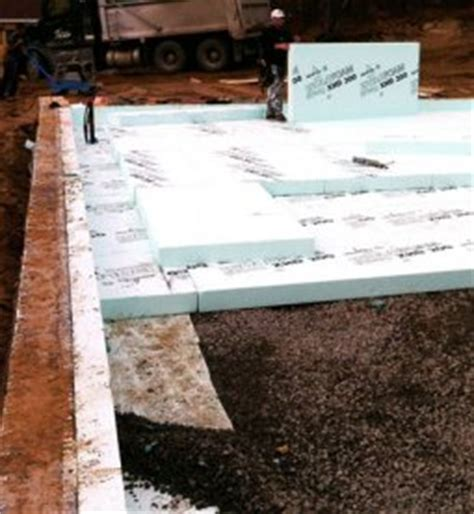 properly insulating basements and concrete slab floors