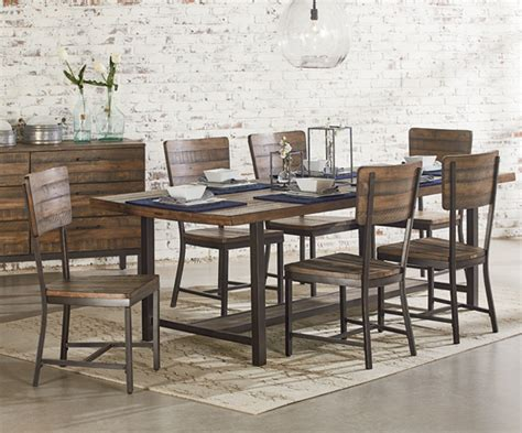 magnolia home dining room tabledining framework shop floor finish furniture mesa az