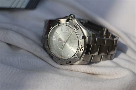 Jam Tangan Tag Heuer Quartz jam tangan for sale tag heuer aquaracer quartz silver