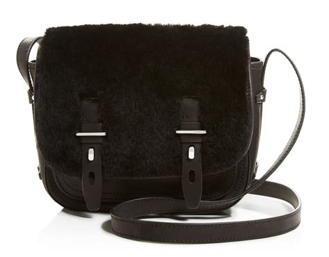 Rafe Shearling Bag by 20 Fall 2015 Bags That Look Way More Expensive Than They
