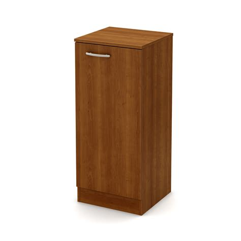 Narrow Storage Cabinet South Shore Axess Narrow Storage Cabinet Cherry Home Storage Organization Closet