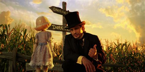 Great Franco by Franco Sam Raimi On Oz The Great And Powerful The