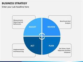 business strategy template powerpoint business strategy powerpoint template sketchbubble