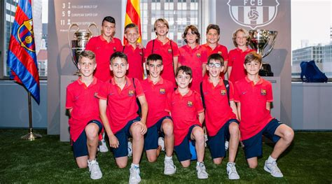 barcelona youth barcelona s jordi roura on club s academy inroads in usa