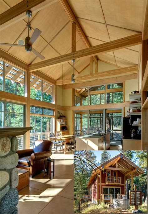 Balance Associates Architects The Method Cabin by Pin By Christine Mcc On Tiny House Structure N Plans