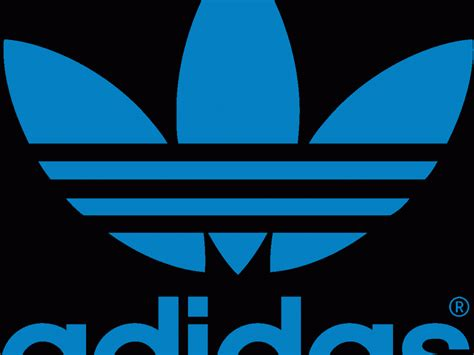 adidas logo blue logo brands   hd