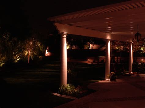 artistic lighting chino hills landscape lighting by artistic illumination