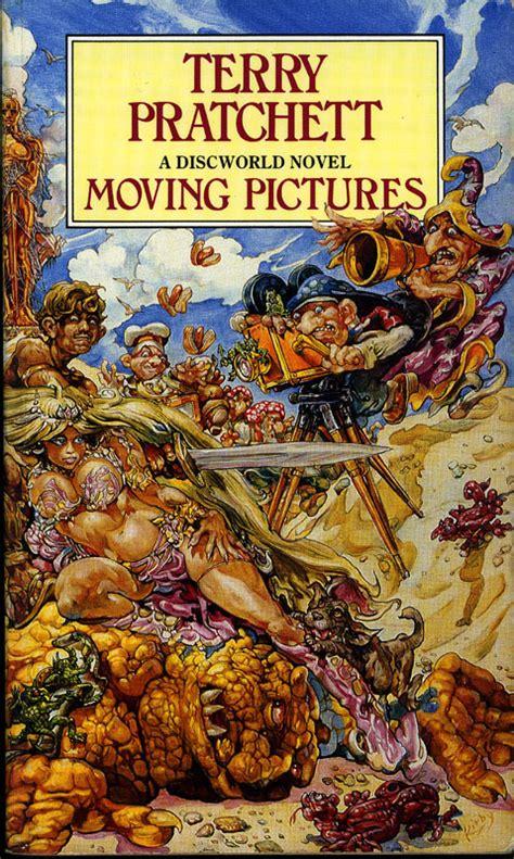 discworld novel 26 books the annotated pratchett file v9 0 moving pictures