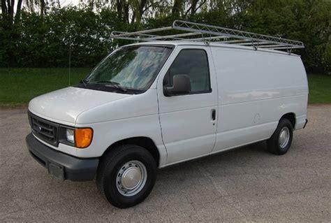 2003 Ford Econoline E150 Cargo van, V6, only 65k miles