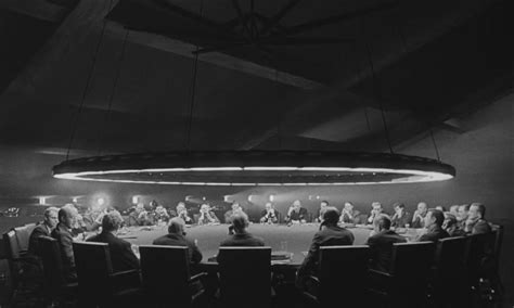 Dr Strangelove War Room by Not Just Top 100 21 40