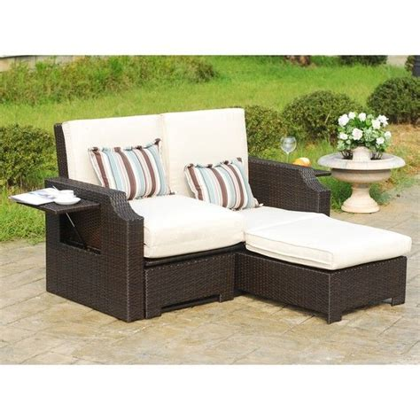 convertible outdoor sofa chaise lounge 17 best images about decks on porch swing