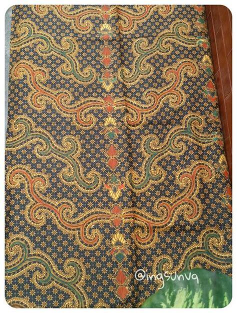 Batik Tulis Klasik Motif Usus Keli 55 best batik tenun traditional fabrics