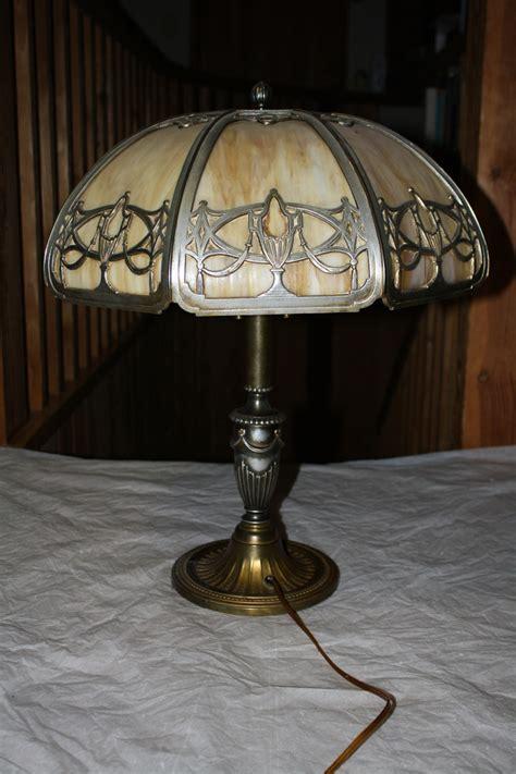 Bradley & Hubbard American Table Lamp (c.1910