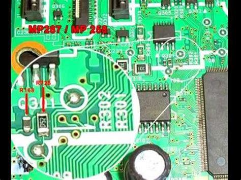 Reset Mp287 Error P10 | cara mengatasi error p10 canon mp287 258 solution bag 1