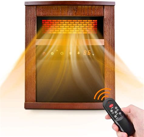ceramic  infrared heater whats  difference