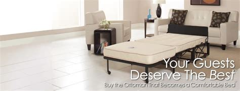 ottoman turns into bed ottoman that turns into a single bed good ideas