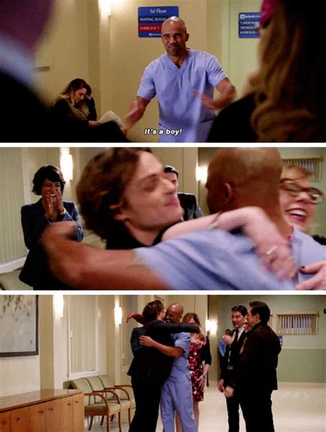 Baby Minds criminal minds matthew gray gubler