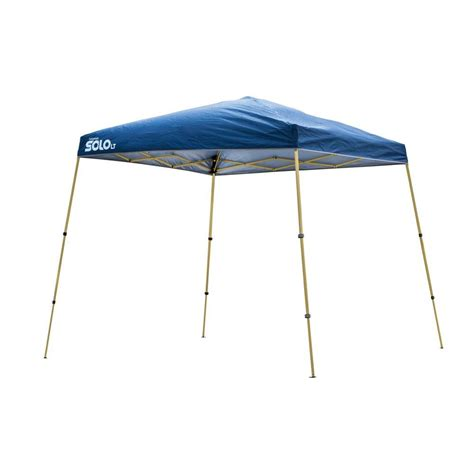 Instant Shade Awning by Quik Shade Weekender Elite 12 Ft X 12 Ft Navy Blue
