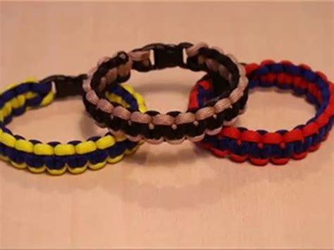 youtube membuat gelang dari tali kur inilah cara membuat gelang dari tali kur yang unik dan