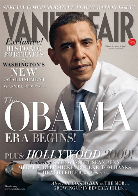 Obama Vanity Fair by Obama In Vanity Fair Liebovitz Pictures Photo