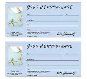 Spa Gift Certificate Template by Preview Of Spa Day Gift Certificate Template Models