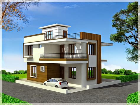 Duplex Home Plans by Duplex House