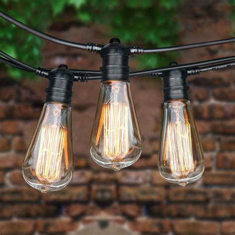 Commercial Outdoor Patio String Lights Outdoor Patio String Lights Commercial