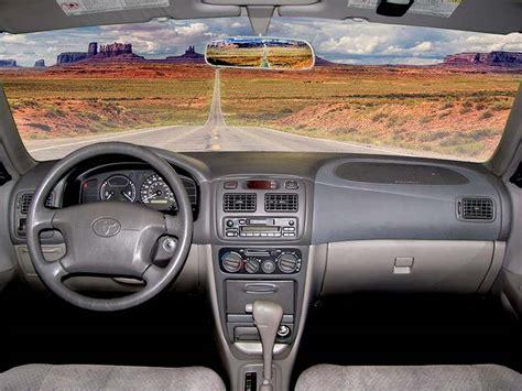 Toyota Corolla 1999 Interior by 1999 Toyota Corolla Interior Pictures Cargurus