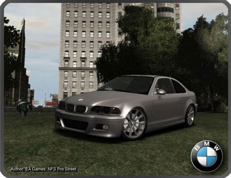 the gta place bmw m3 coupe e46