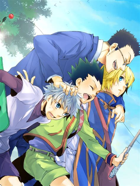 anime hunter x hunter anime hunter x hunter 2011 www pixshark com images