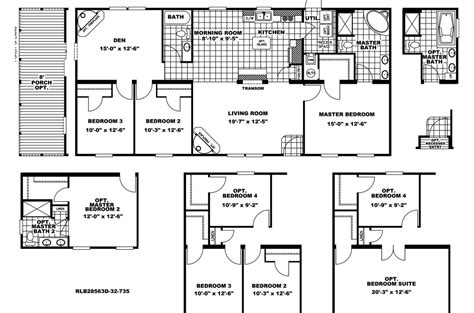 liberty mobile homes floor plans manufactured home floor plan clayton rio vista liberty