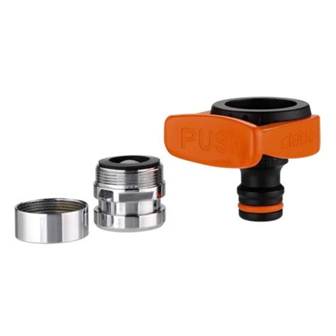 raccord tuyau d arrosage et robinet de cuisine claber raccord nez de robinet pour tuyau d arrosage 20
