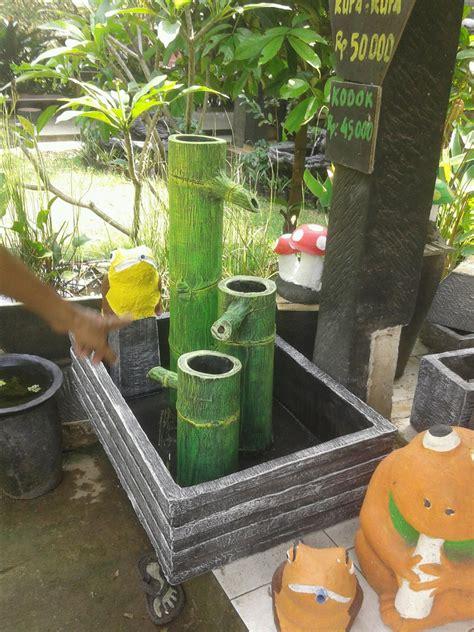 jual pot keramik pot minimalis pagoda air mancur