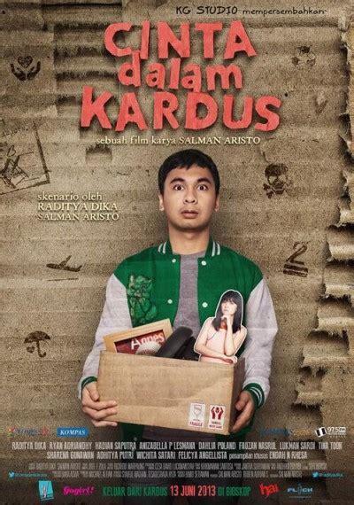 film indonesia raditya dika terbaru film terbaru raditya dika cinta dalam kardus sigodang pos