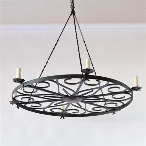 modern iron chandeliers attractive mid century modern