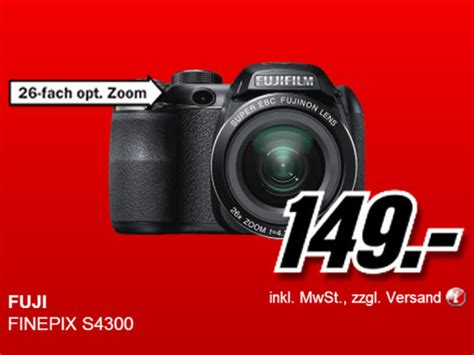 Terbaru Kamera Fujifilm Finepix S4300 media markt prospekt zum 21 februar der 220 berblick